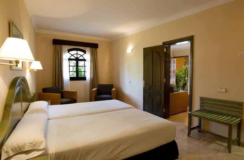 Hotelkamer van Dunas Suites en Villas in Maspalomas, Gran Canaria