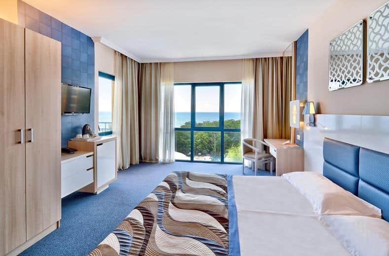 Hotelkamer van Grifid Arabella in Golden Sands, Bulgarije