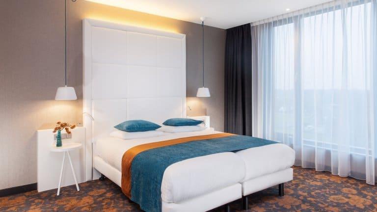 Hotelkamer Van der Valk