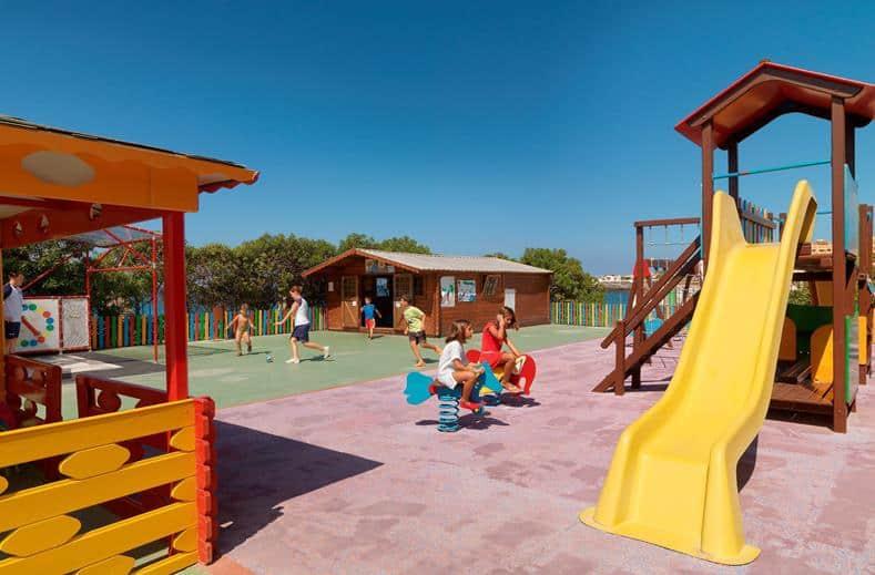 Kinderen van H10 Costa Adeje Palace in Costa Adeje, Tenerife