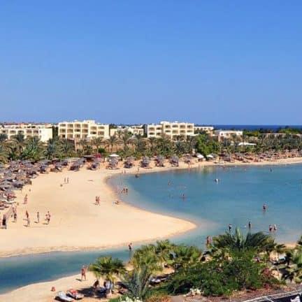 Brayka Bay Resort in Marsa Alam, Egypte
