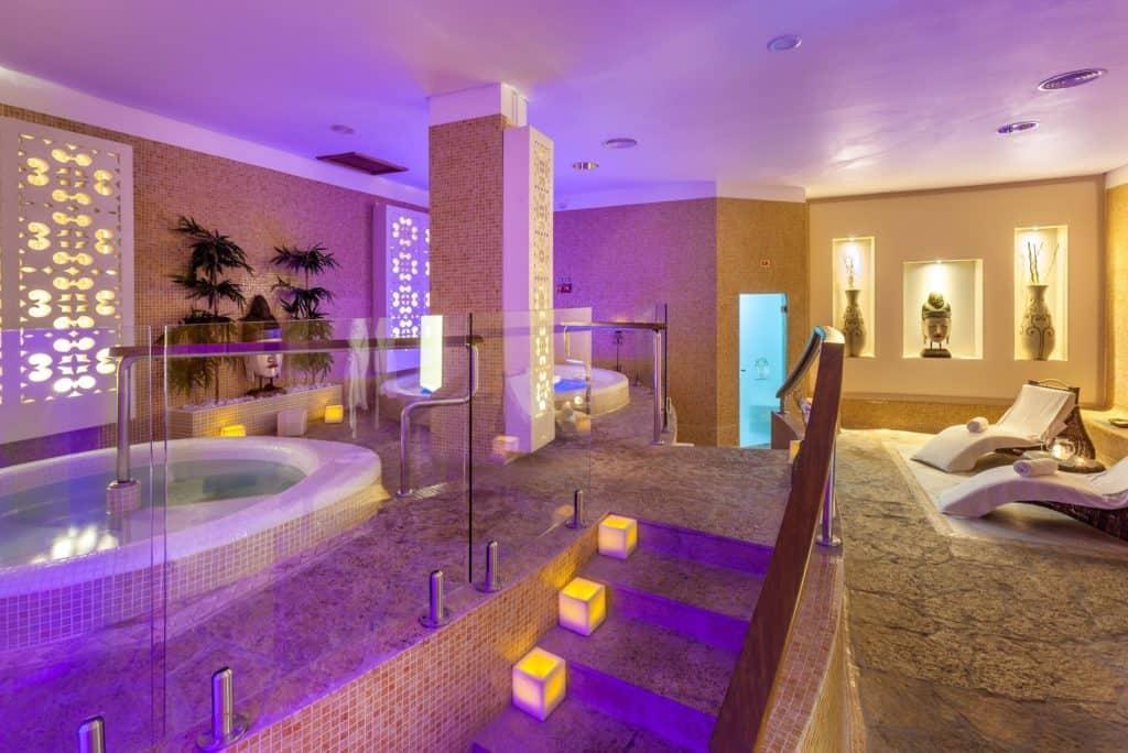 Wellness van Costa Adeje Gran Hotel in Costa Adeje, Tenerife