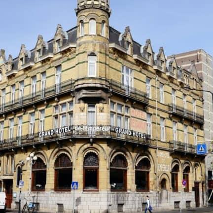 Amrâth Grand Hotel de l'Empereur in Maastricht, Limburg