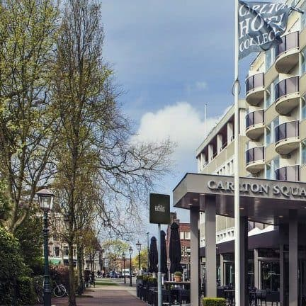 Carlton Square Hotel in Haarlem, Noord-Holland