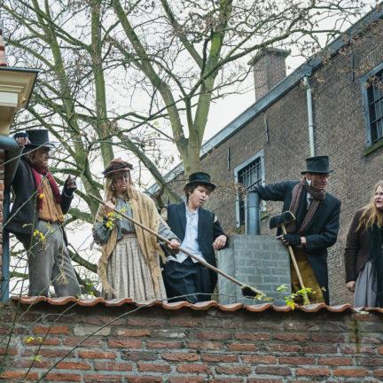 Dickens Festijn in Deventer, Overijssel
