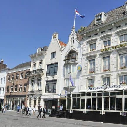 Golden Tulip Hotel Central in Den Bosch, Noord-Brabant