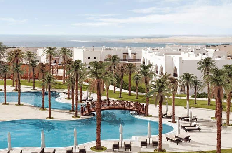 Hilton Marsa Alam Nubian Resort in Marsa Alam, Egypte