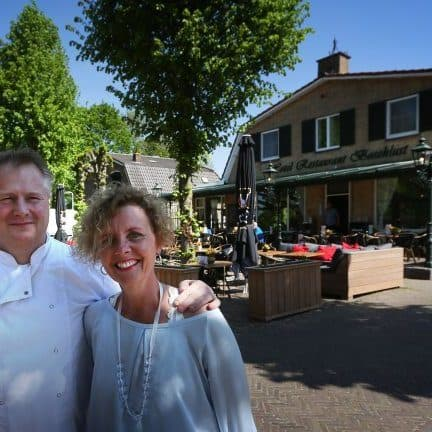 Hotel Boschlust in Oudemirdum, Friesland