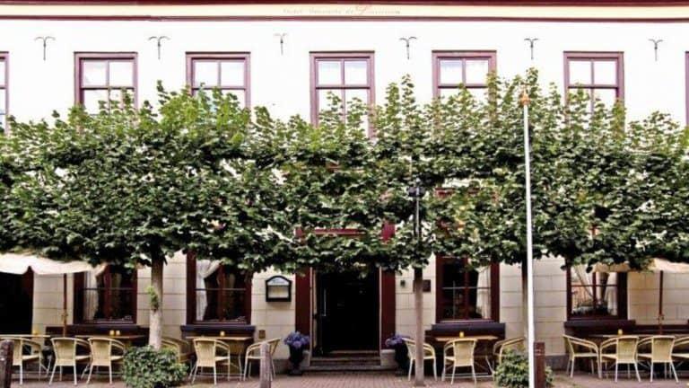 Hotel de Lantscroon in 's-Heerenberg, Gelderland
