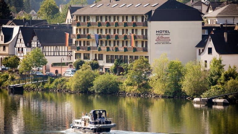 Hotel Lellmann in Löf, Duitsland