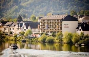 Hotel Lellmann in Lof, Duitsland