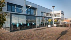 Hotel Restaurant De Boegschroef in Delfzijl, Groningen