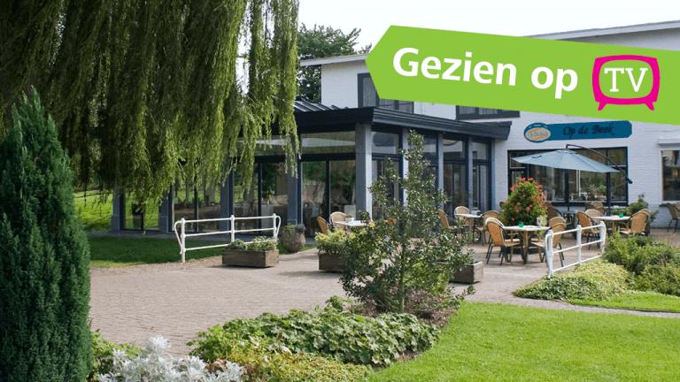 Hotel Restaurant Op De Beek in Schin op Geul, Limburg