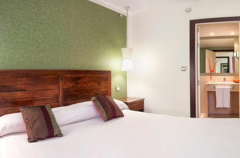 Hotelkamer van ADH Isla Cristina in Costa de la Luz, Spanje