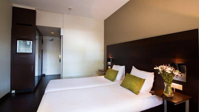 Hotelkamer van Golden Tulip Ampt van Nijkerk in Nijkerk, Gelderland
