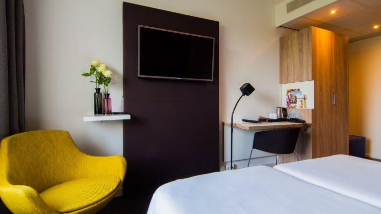 Hotelkamer van Golden Tulip Zoetermeer - Den Haag in Zoetermeer, Zuid-Holland