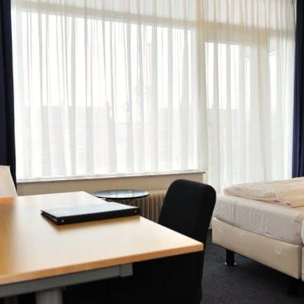 Hotelkamer van Hampshire Hotel - City Terneuzen in Terneuzen, Zeeland