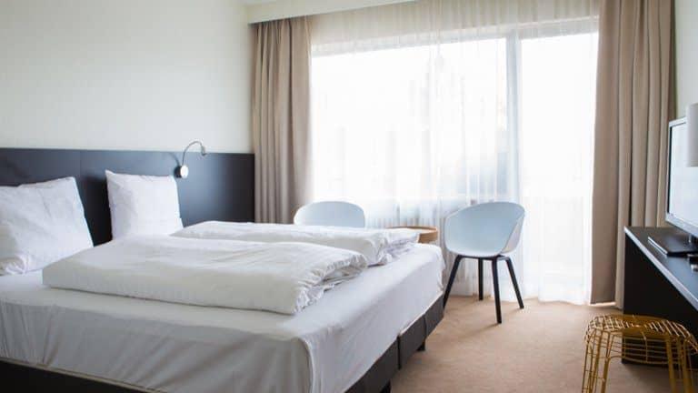 Hotelkamer van Hotel AM Fang in Bad Laasphe, Duitsland
