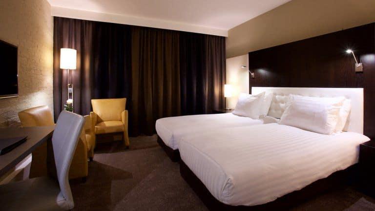Hotelkamer van Hotel Arrows Uden in Uden, Noord-Brabant