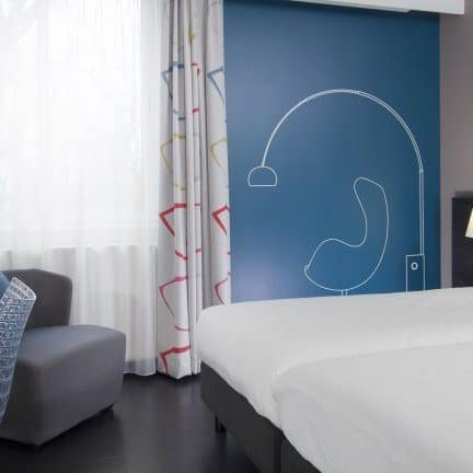 Hotelkamer van Postillion Hotel Deventer in Deventer, Overijssel