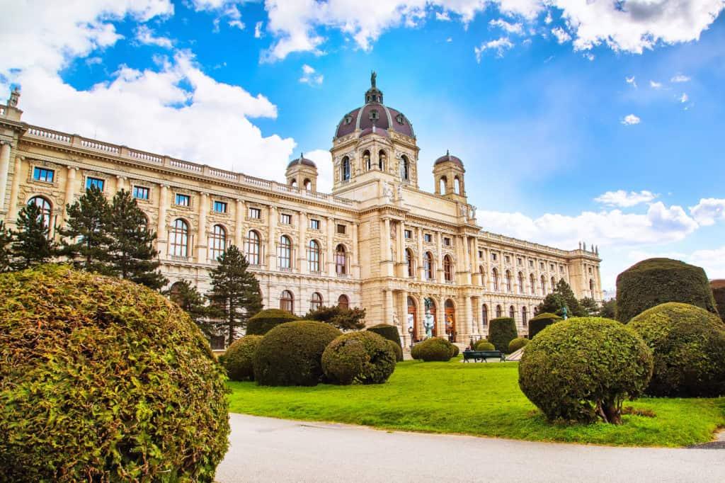 Kunsthistorisch Museum in Wenen, Oostenrijk