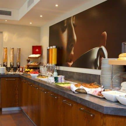 Ontbijt van Hotel Arrows Uden in Uden, Noord-Brabant