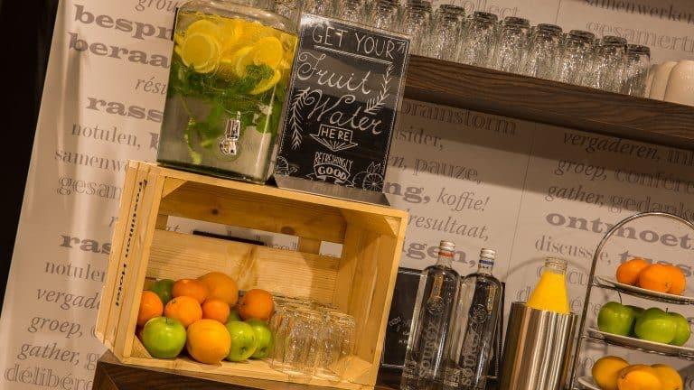 Ontbijtbuffet van Postillion Hotel Deventer in Deventer, Overijssel