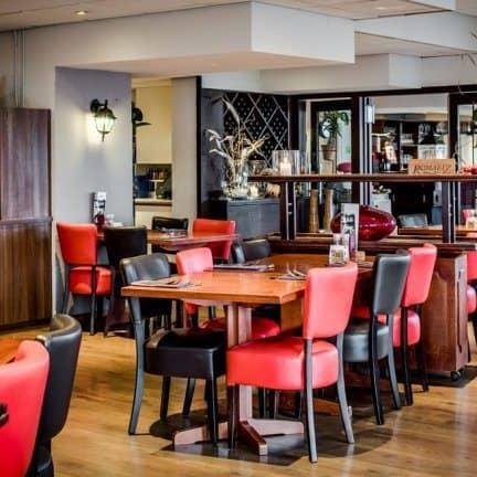 Restaurant van Hampshire Hotel - City Terneuzen in Terneuzen, Zeeland