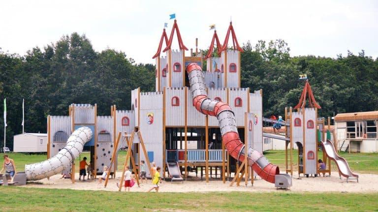 Speeltuin van Oostappen Vakantiepark De Berckt in Baarlo, Limburg