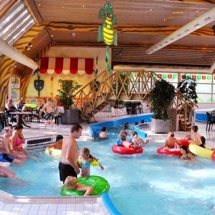 Oostappen Vakantiepark De Berckt in Baarlo, Limburg