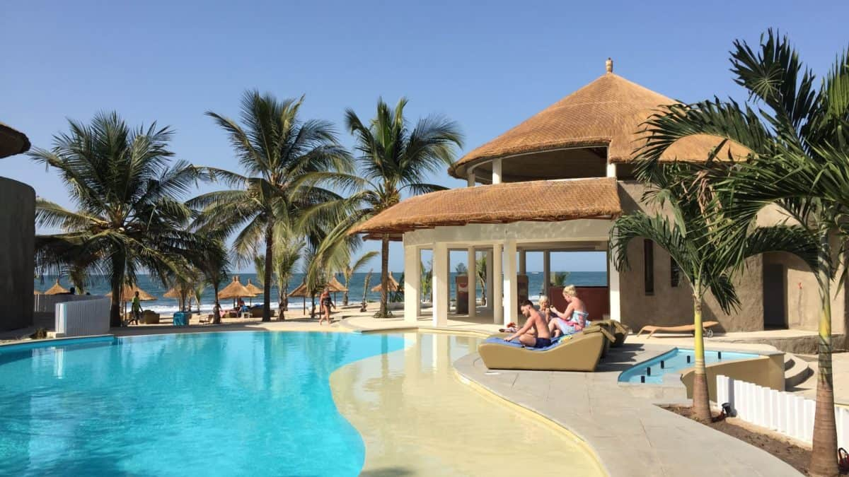 Balafon Beach Resort in Kololi, Western, Gambia