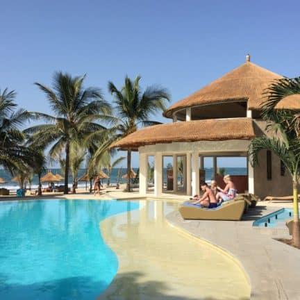 Balafon Beach Resort in Kololi, Western, Gambia
