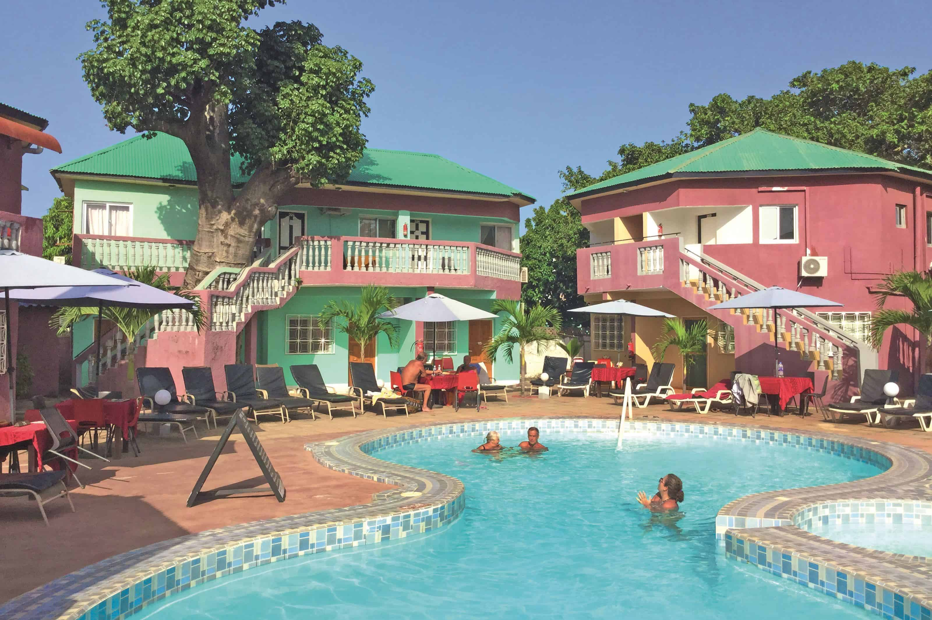Baobab Holiday Resort in Bijilo, Western, Gambia