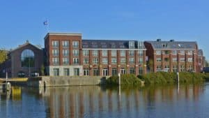 Best Western PLUS City Hotel Gouda in Gouda, Zuid-Holland, Nederland