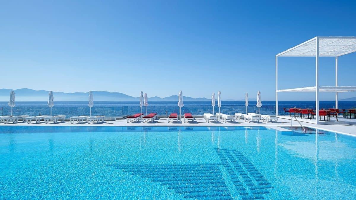 Dimitra Beach in Agios Fokas, Kos