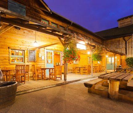 Disney's Davy Crockett Ranch in Marne-la-Vallée, Parijs, Frankrijk