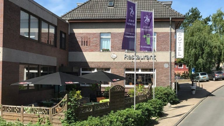 dS Hotel en Restaurant Bad Bentheim in Bad Bentheim, Nedersaksen, Duitsland
