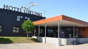 Hotel Gieling in Duiven, Gelderland, Nederland
