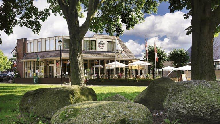 hotel kuik in ruinen drenthe nederland