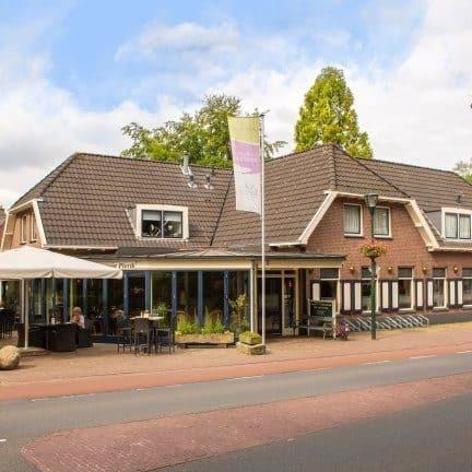 Hotel Restaurant Hof van Twente in Hengevelde, Overijssel, Nederland