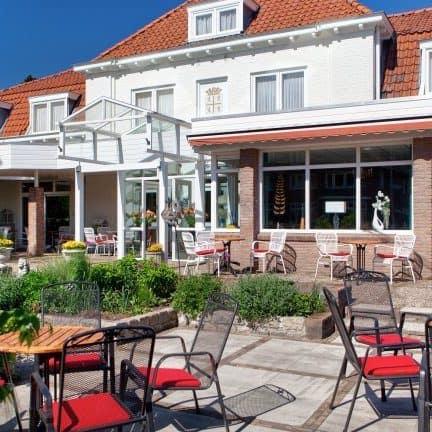 Hotel 't Wapen van Ootmarsum in Ootmarsum, Overijssel, Nederland