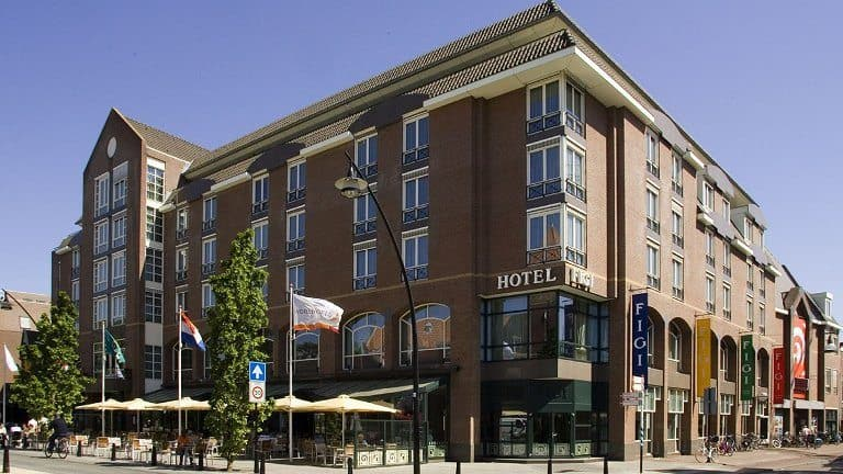 Hotel Theater Figi in Zeist, Utrecht