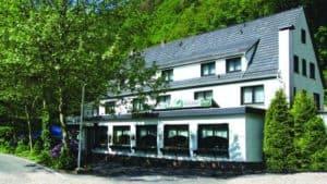 Hotel Wiedfriede in Dattenberg, Rijnland-Palts, Duitsland