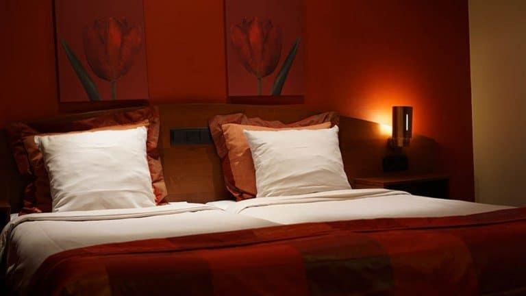 Hotelkamer van Hotel 't Voorhuys Emmeloord in Emmeloord, Flevoland, Nederland