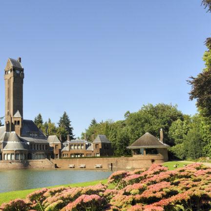 jachthuis sint hubertus nationaal park hoge veluwe gelderland nederland