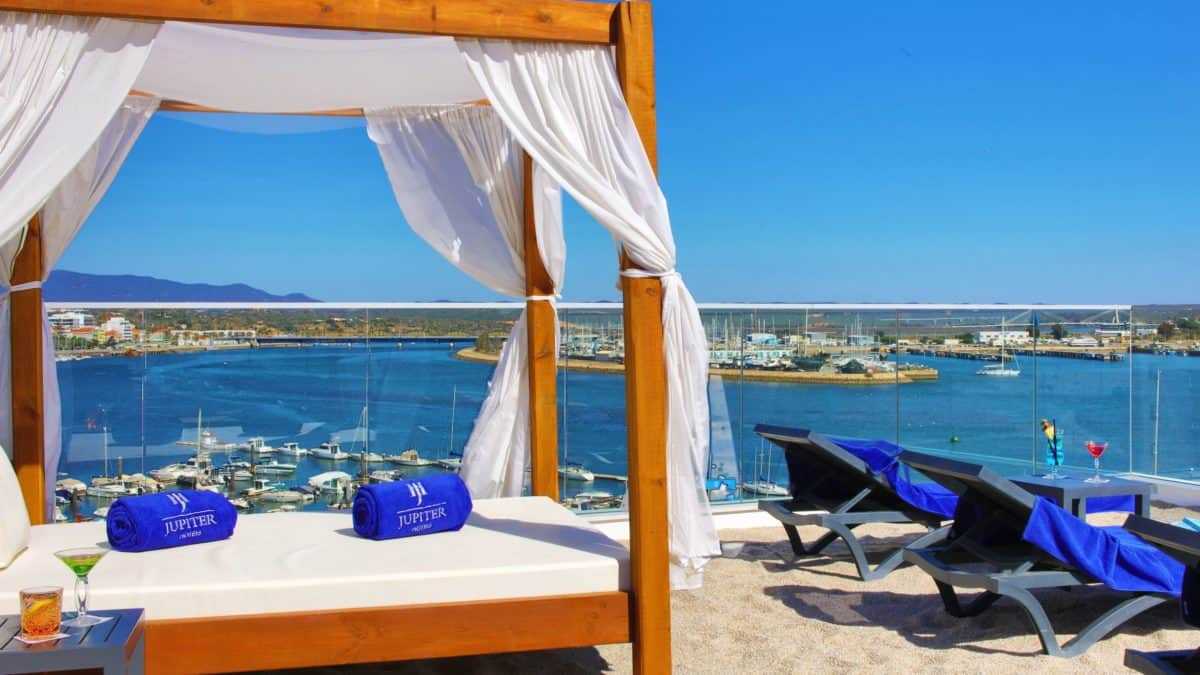 Jupiter Marina Hotel – Couples & Spa in Portimão, Algarve, Portugal