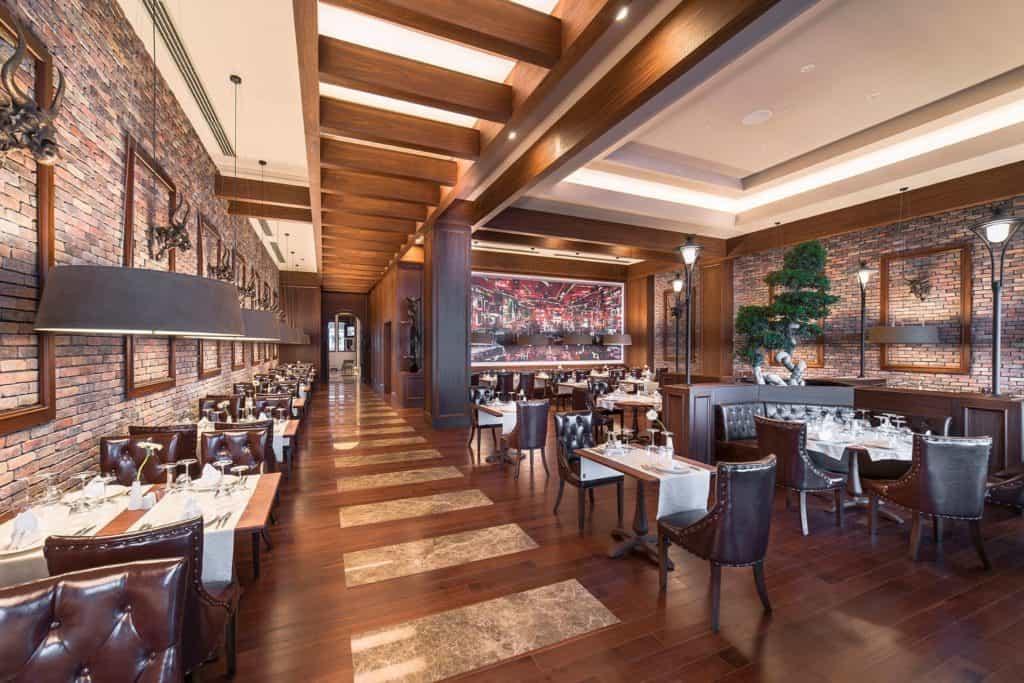 Restaurant van Concorde Luxury Resort in Famagusta, Famagusta, Cyprus