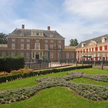 Slot Zeist in de provincie Utrecht