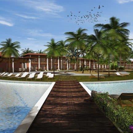 African Princess Beach Hotel in Kotu, Western, Gambia