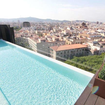 Andante Hotel in Barcelona, Costa del Maresme, Spanje